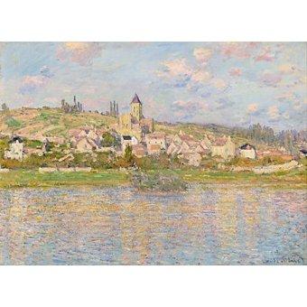 - Quadro -Vetheuil, 1879- - Monet, Claude