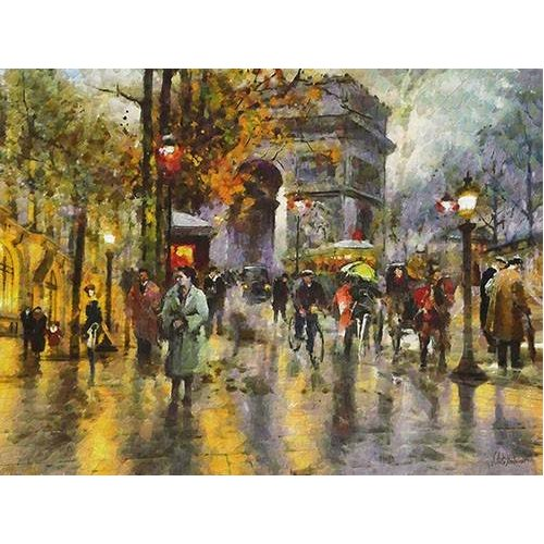 pinturas modernas - Quadro -Moderno CM10652-