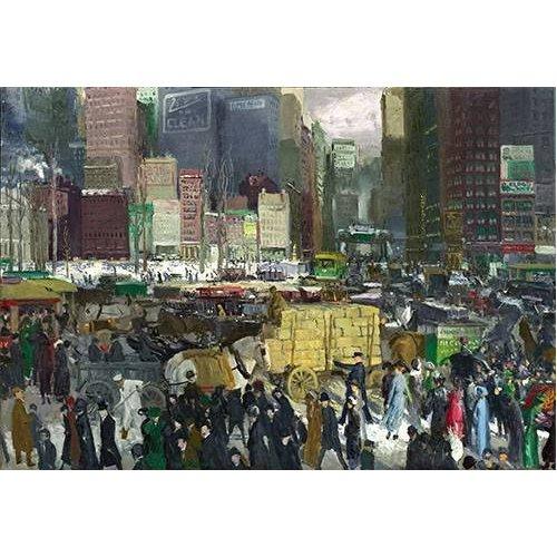 Quadro -New York, 1911-