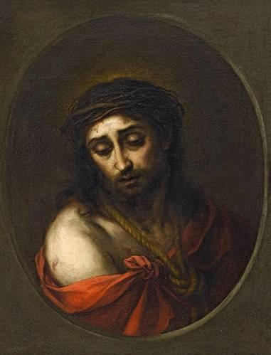 quadros-religiosos - Quadro -Ecce Homo- - Murillo, Bartolome Esteban