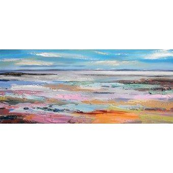 cuadros abstractos - Cuadro -Deshielo- - Molsan, E.