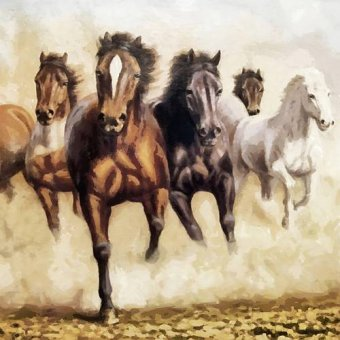 quadros de animais - Quadro -Moderno CM12149- - Medeiros, Celito