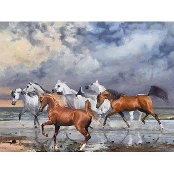 quadros de animais - Quadro -Moderno CM12145- - Medeiros, Celito