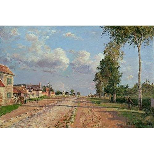 Quadro -Route de Versailles-