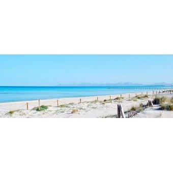fotografia - Quadro -Baleares beach- - Naturaleza, Fotografia de