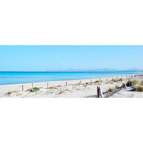 Quadro -Baleares beach-