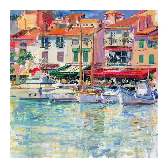 Quadro -Mirabeau, 1997 (oil on canvas) -