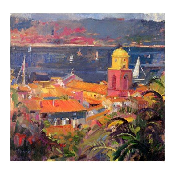 Quadro -St Tropez Sailing, 2002 -