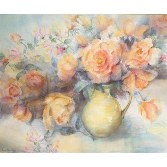 quadros de flores - Quadro -Just Joey Roses- - Armitage, Karen