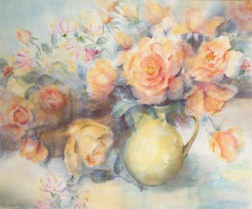 quadros-de-flores - Quadro -Just Joey Roses- - Armitage, Karen