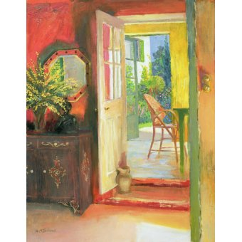 - Quadro -Open Door, c 2000- - Ireland, William