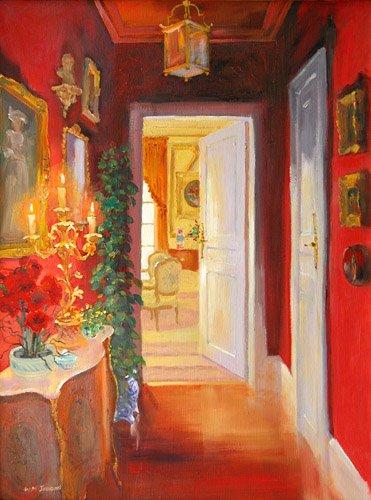 quadros-modernos - Quadro -Candelabra, 2003- - Ireland, William