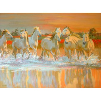- Quadro -Camargue- - Ireland, William