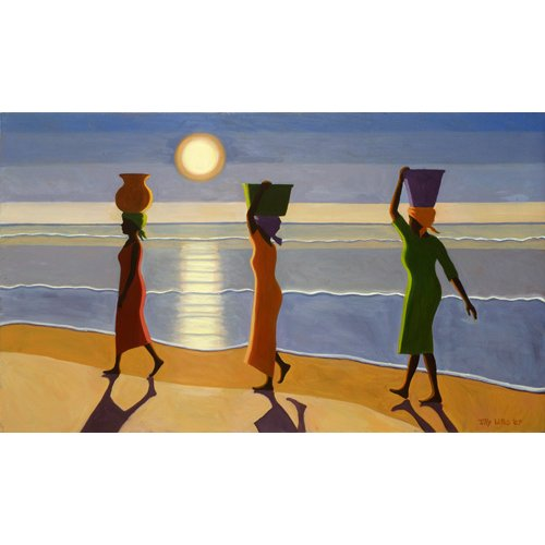 Quadro -By the Beach, 2007-
