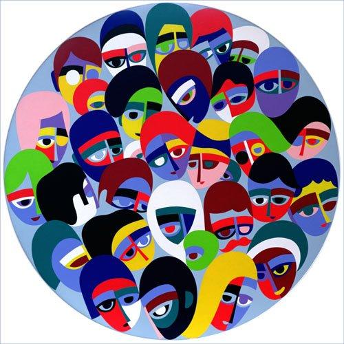 Quadro -We the Peoples, 1984-