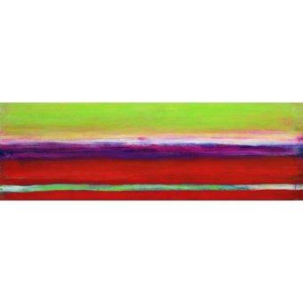 Quadros abstratos - Quadro -Zanja, 2000- - Gibbs, Lou