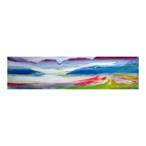 Quadro -Abstract Composition-