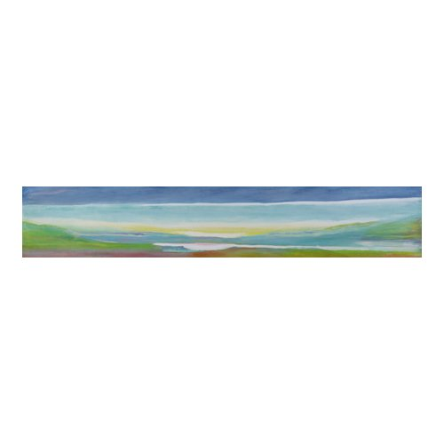 Quadro -Just Above Sea Level, 2004-
