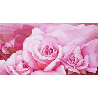 Quadros para quarto - Quadro -The Roses, 2003- - Sim, Myung-Bo