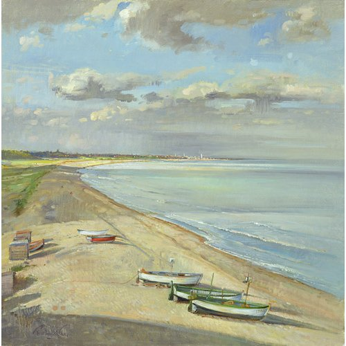 Quadro - Towards Southwold -