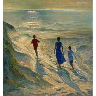 - Quadro - Beach Walk, 1994 - - Easton, Timothy
