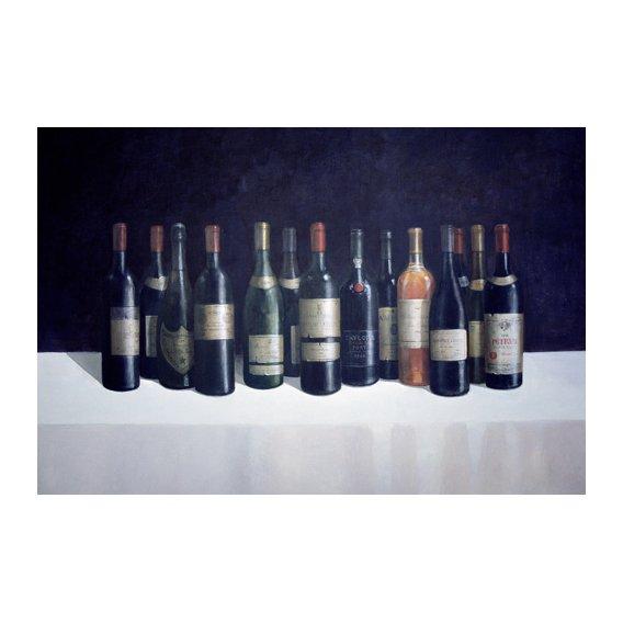 Quadro -Winescape, 1998 -