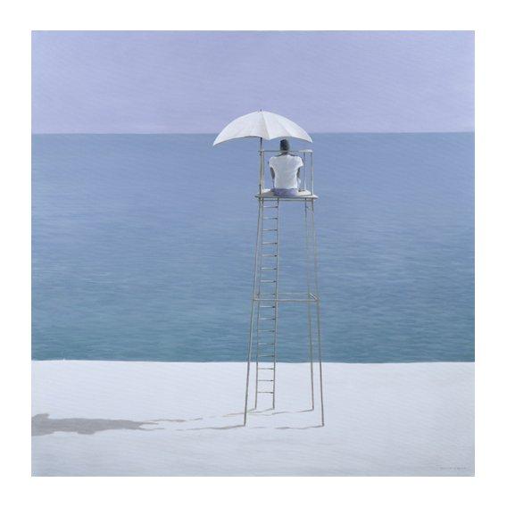 Quadro -Beach Guard, 2004 -
