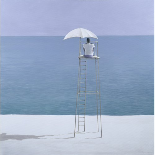Quadro -Beach Guard, 2004 -