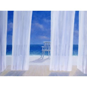Quadros para quarto - Quadro -Cabana, 2005 - - Seligman, Lincoln