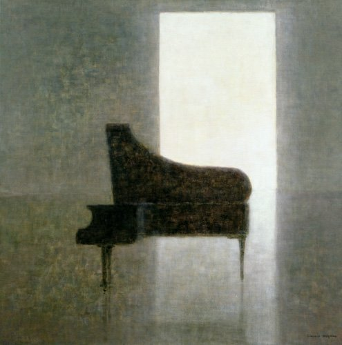 quadros-modernos - Quadro -Piano Room, 2005 - - Seligman, Lincoln