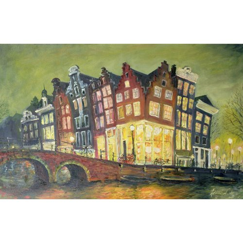 Quadro - Bright Lights, Amsterdam, 2000 -