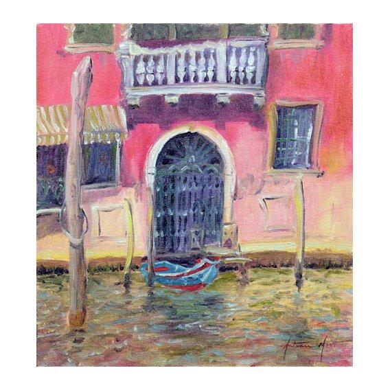 Quadro - Venetian Balcony, 2000 -