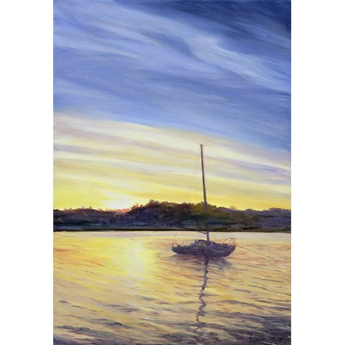 Quadro - Boat at Rest, 2002 -