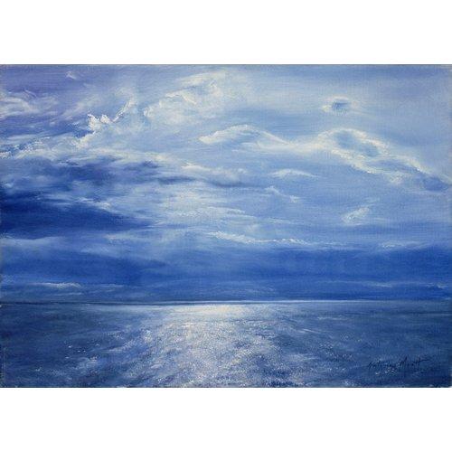 Quadro - Deep Blue Sea, 2001 -