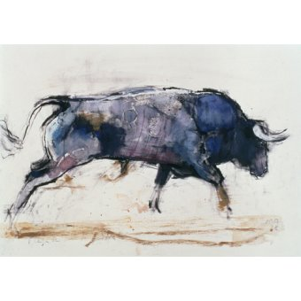- Quadro -Charging Bull, 1998 - - Adlington, Mark