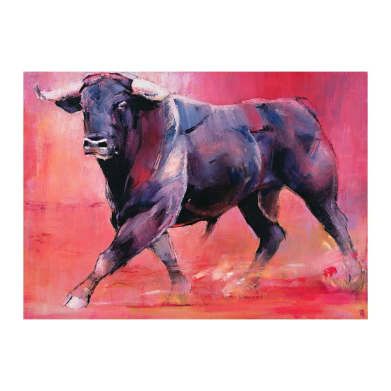 Quadro -Levantado, 1999 (oil on canvas)-
