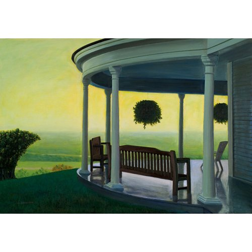 Quadro -Joshua on High, 1998 (oil on canvas)-