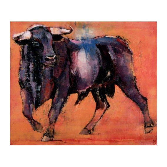 Quadro -Alcurrucen, 1999 (oil on canvas)-