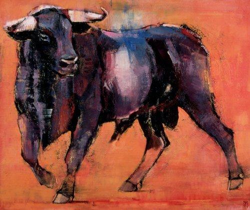 quadros-para-sala - Quadro -Alcurrucen, 1999 (oil on canvas)- - Adlington, Mark