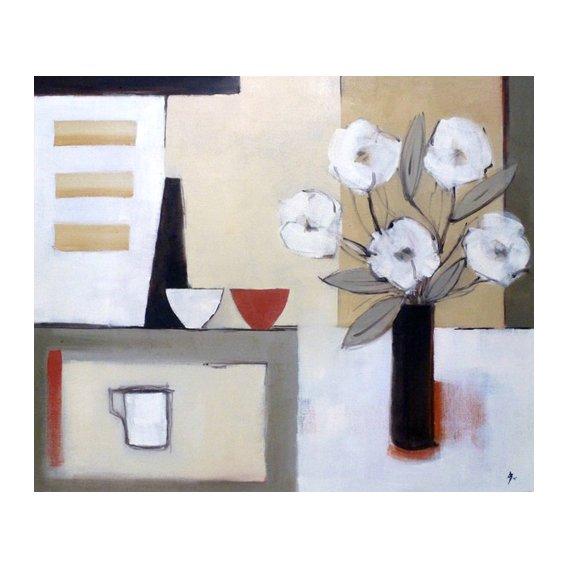 Quadro -Saki (oil on canvas)-