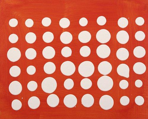 quadros-modernos - Quadro -Dot Matrix (acrylic on MDF board)- - Booth, Colin