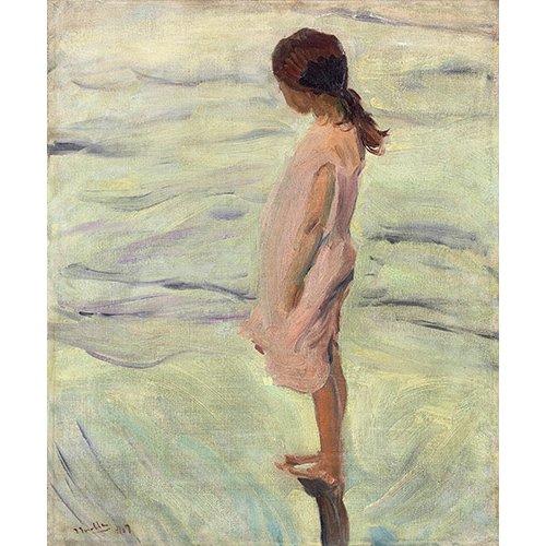 Quadro - Despues de puesto el sol, 1907
