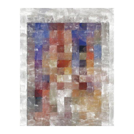 Quadro -dimensions,2017,(mixed media)-