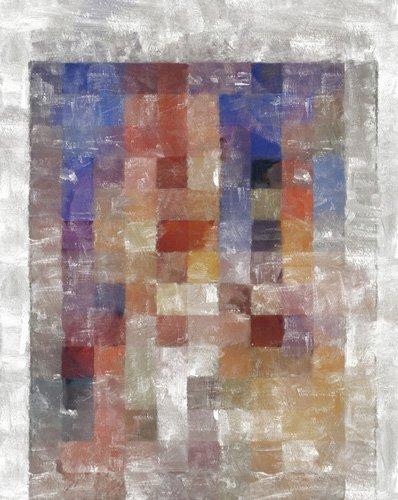 quadros-modernos - Quadro -dimensions,2017,(mixed media)- - Caminker, Alex