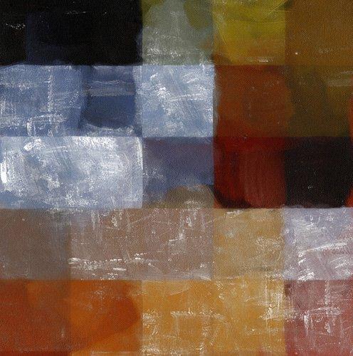 quadros-modernos - Quadro -evening,2017,(mixed media)- - Caminker, Alex