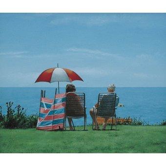 quadros de paisagens marinhas - Quadro -Sunshade - - Cook, Simon
