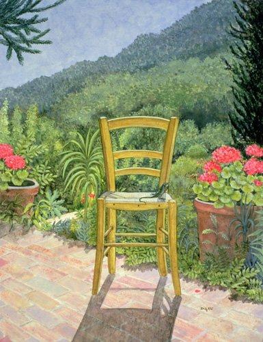 quadros-modernos - Quadro - Umbrian Chair - - Ditz