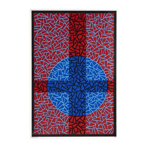 Quadro - Deep Blue Placebo -