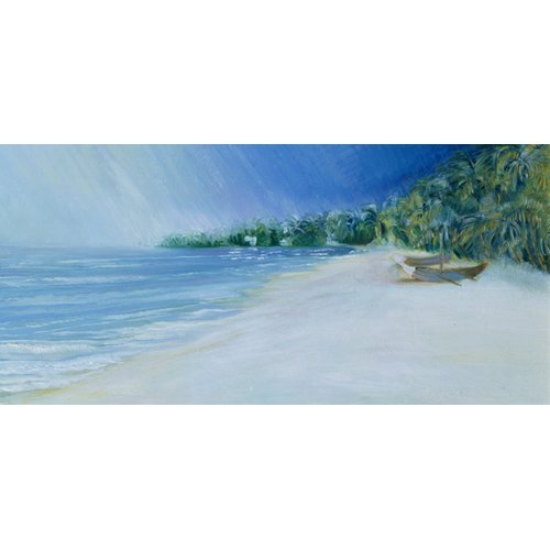 Quadro - Coco Beach (I), Goa, India, 1997 -