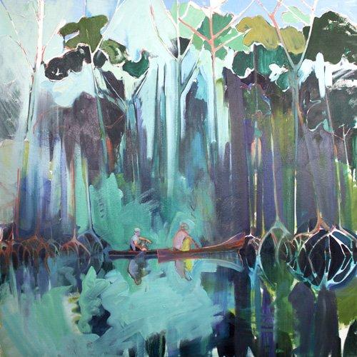 quadros-de-paisagens - Quadro -boca boys - - Evans, Charlotte